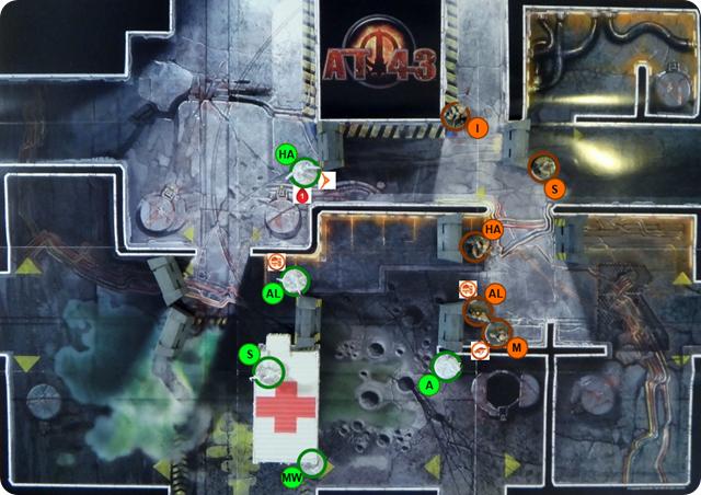 MERCS Spielbericht KemVar - CCC - Runde 2