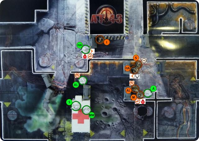 MERCS Spielbericht KemVar - CCC - Runde 3