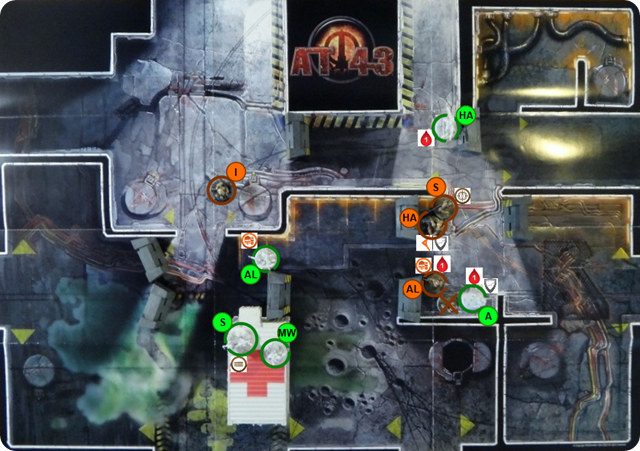 MERCS Spielbericht KemVar - CCC - Runde 4