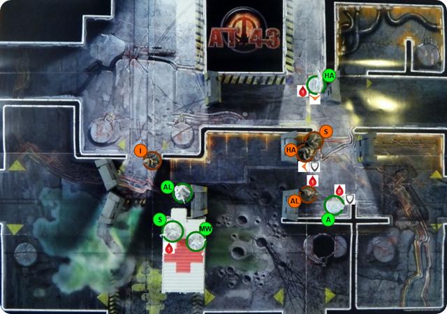 MERCS Spielbericht KemVar - CCC - Runde 5