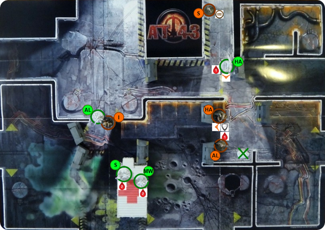 MERCS Spielbericht KemVar - CCC - Runde 6