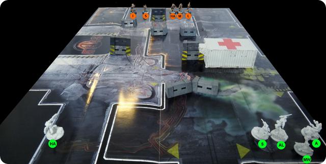 MERCS Spielbericht KemVar - CCC - Aufstellung