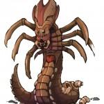 MYTH MERCSMinis Kickstarter Roundup Arachnid Boss