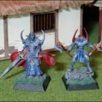 Confrontation - Templerkommandeur Arkhos und Veteran der Kreuzzüge