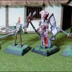 Confrontation - Priesterin des Eisens und Duellantinnen