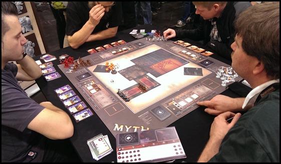MYTH und MERCSMinis - Demorunde