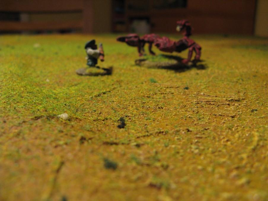 Strassen und Wege - Detail mit Minis