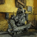 Mid-Nor Zwerge Daemonenturm