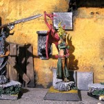Confrontation Cynwäll Elfen - Maelyn und Equanim II