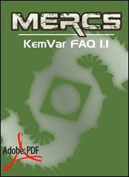 MERCS KemVar FAQ 1.1 PDF