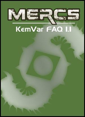 MERCS KemVar FAQ 1.1
