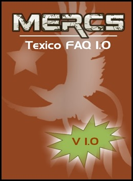 MERCS Texico FAQ v1.0 - Cover