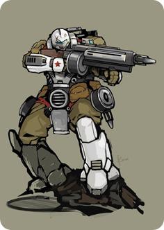 MERCS USCR Sniper