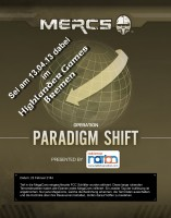MERCS Deutsch Operation Paradigm Shift