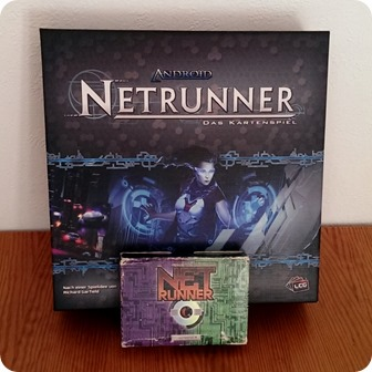 Android Netrunner - Box