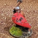 SAGA GoT - Baratheon Krieger Kite Shield