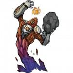 MYTH MERCSMinis Kickstarter Roundup Elemental Boss