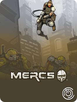MERCS Inoffizieller Szenario Generator Game End Karte