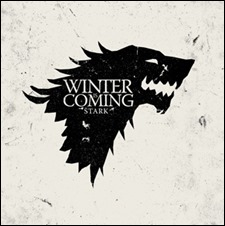 SAGA Game of Thrones Crossover - Winter is Coming
