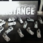 SPIEL-2013 Hawk Games Dropzone Commander Resistance