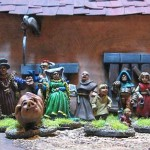 Bruegelburg Familienfoto
