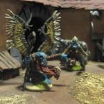 Confrontation Orkschamane