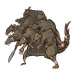 MYTH MERCSMinis Kickstarter Roundup Rat Boss