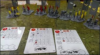 SPIEL-2013 samurai-battles