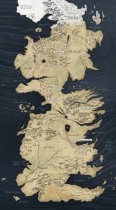 Westeroskarte übernommen von http://de.gameofthrones.wikia.com/wiki/Westeros