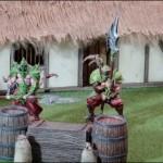 Confrontation - Keratiskrieger 1 und 2
