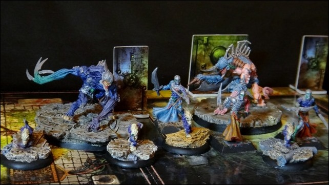 Tabletop Erinnerungen - Confrontation