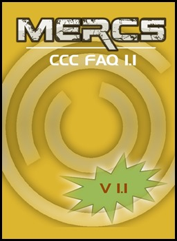 MERCS CCC FAQ v1.1