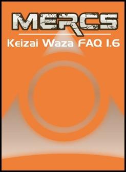 MERCS Keizai Waza FAQ
