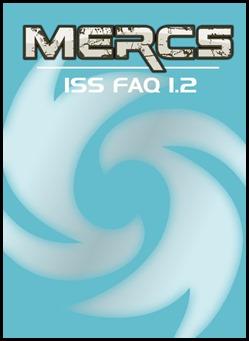 MERCS ISS FAQ v1.2