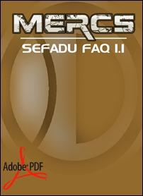 MERCS sefadu FAQ v1.1 - PDF