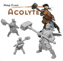 MYTH Ein MERCSMinis Kickstarter acolyte