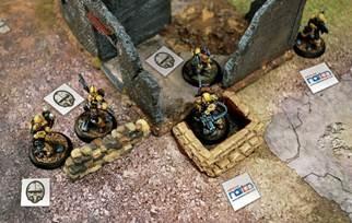 MERCS Beasts Of War Kampagne Operation Paradigm Shift - Aufgedeckte Schlaefer