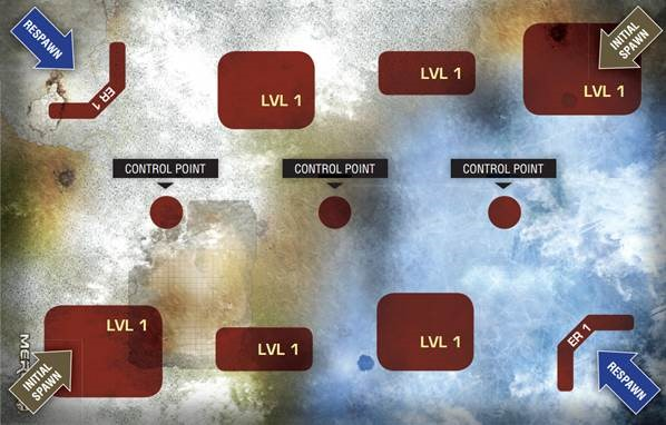 MERCS Beasts Of War Kampagne Operation Paradigm Shift - Partie 1 Aufbau