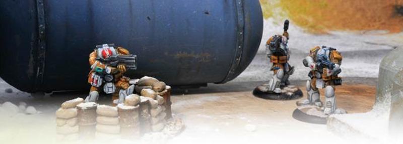 MERCS Beasts Of War Kampagne Operation Paradigm Shift - USCR