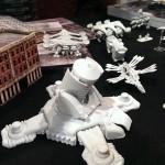 SPIEL-2013 Hawk Games Dropzone Commander Orbital Laser