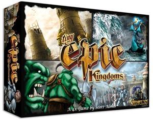 Internet Schatztruhe Woche 14.03 - Tiny Epic Kingdoms